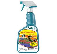 Safer® Brand Yard and Garden Insect Killer 24 fl oz RTU