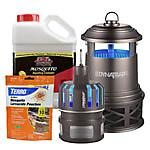 indoor outdoor mosquito control kit