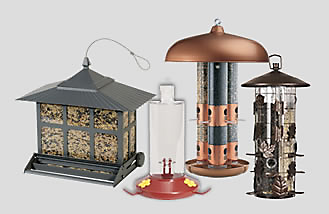 Shop birdfeeders