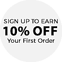 15% Off First Order By Signing Up For Enewsletter