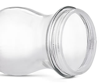 wide mouth bottle 132TF