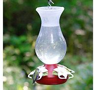Perky-Pet® Funnel-Fill 32 oz Plastic Hummingbird Feeder - 32 oz Nectar Capacity