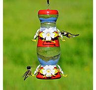 Perky-Pet® Double Decker Plastic Hummingbird Feeder