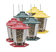 Perky-Pet® Colorful Carriage Bird Feeder 6-Pack - 1.5 Seed Capacity, Each