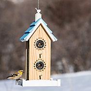 Perky-Pet® Birdie B&B Wood Bird Feeder