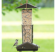 Perky-Pet® Fortress® Squirrel Resistant Bird Feeder - 6 lb Seed Capacity
