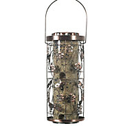Perky-Pet® Copper Meadow Bird Feeder - 4 lb Seed Capacity