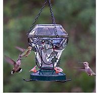 Perky-Pet® Hummingbird Edition Glass Hummingbird Feeder