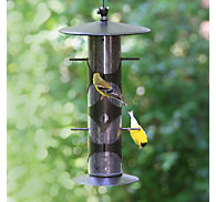 Perky-Pet® Upside Down® Goldfinch Feeder - 3 lb Seed Capacity