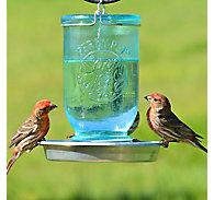 Perky-Pet® Mason Jar Wild Bird Waterer