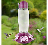 Perky-Pet® Top-Fill Hummer's Favorite Glass Hummingbird Feeder