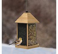 Perky-Pet® Trio Bamboo Feeder - 3 lb Seed Capacity