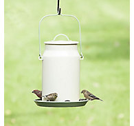 Perky-Pet® Milk Pail Bird Feeder - 5 lb Seed Capacity