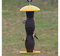 Perky-Pet® Yellow Finch Tube Feeder