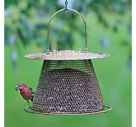 Perky-Pet® Original Brass Wild Bird Feeder