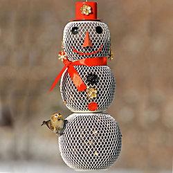 NO/NO® Snow Woman Wild Bird Feeder