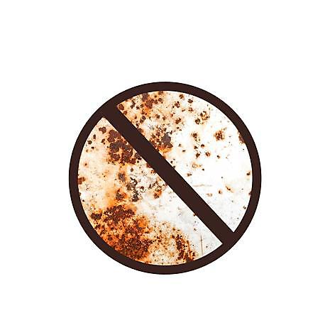 corrosion resistant copper