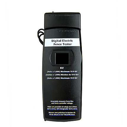 Zareba Digital Electric Fence Tester Model Deft