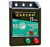 Zareba® 15 Mile Battery Operated Low Impedance Charger