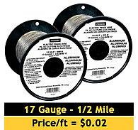 Zareba® Aluminum Wire, 17 Gauge, 1/2 Mile