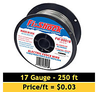 Zareba® Aluminum Wire, 17 Gauge, 250 ft