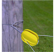 Zareba® Yellow Corner Post Insulator
