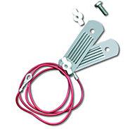 Zareba® Poly Tape to Energizer Connector