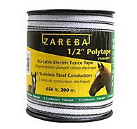 Zareba® 1/2 Inch Poly Tape - 656 Feet