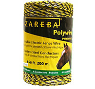 Zareba® Poly Wire 656 Feet, 6 Conductors