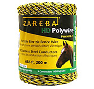 Zareba® Poly Wire 656 Feet, 9 Conductors