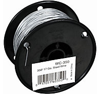 Zareba® Steel Wire, 17 Gauge, 350 Feet