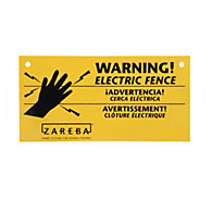 Zareba® Electric Fence Warning Signs, 10 Pack