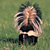Skunk with Tail Up