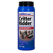 Chemfree® Critter Ridder® Animal Repellent - 1 kg