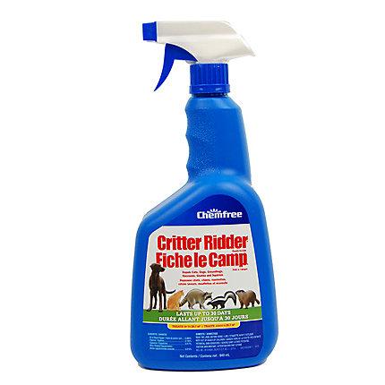Critter Ridder Liquid Animal Repellent Havahart 174 Canada