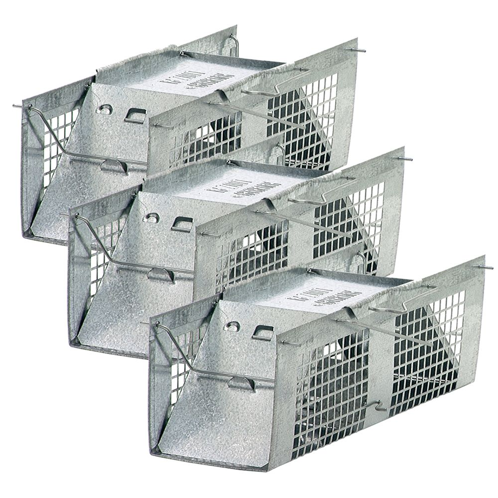 10 In Extra Small 2 Door Live Trap For Mice Amp Voles