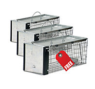Havahart® X-Small 1-Door Trap - Buy 2 Get 1 Free