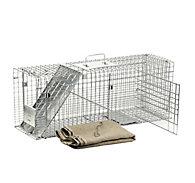 Havahart® Feral Cat Trap Rescue Kit