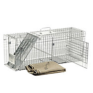 Havahart® Feral Cat Trap Rescue Kit