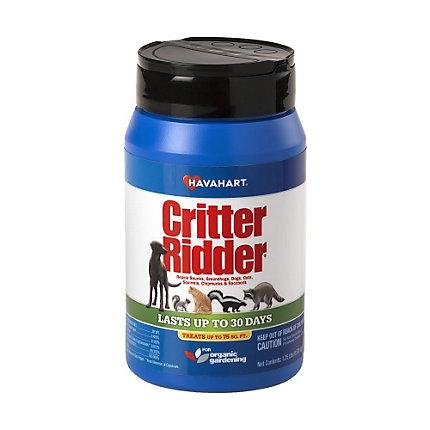 Critter Ridder® Animal Repellent Granular - 1 25 lb