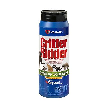 Critter Ridder® Animal Repellent Granular - 2 lb