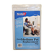Havahart® Medium Plastic Dog Door Replacement Door Flap
