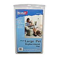 Havahart® Large Plastic Dog Door Replacement Door Flap
