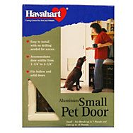 Havahart® Small Aluminum Dog Door