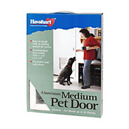 Havahart® Medium Aluminum Dog Door