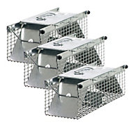 Havahart® Small 2-Door Animal Trap - 3 Pack