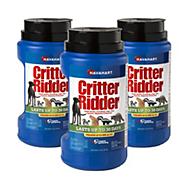 Critter Ridder® Animal Repellent Granular 5 lb - 3 Pack