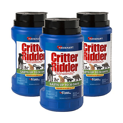 how to use critter ridder