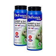 DeFence® Rabbit Repellent Granular 1.25 lb - 2 Pack