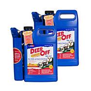 Deer Off® Deer & Rabbit Repellent Battery Powered Sprayer - 2 Pack